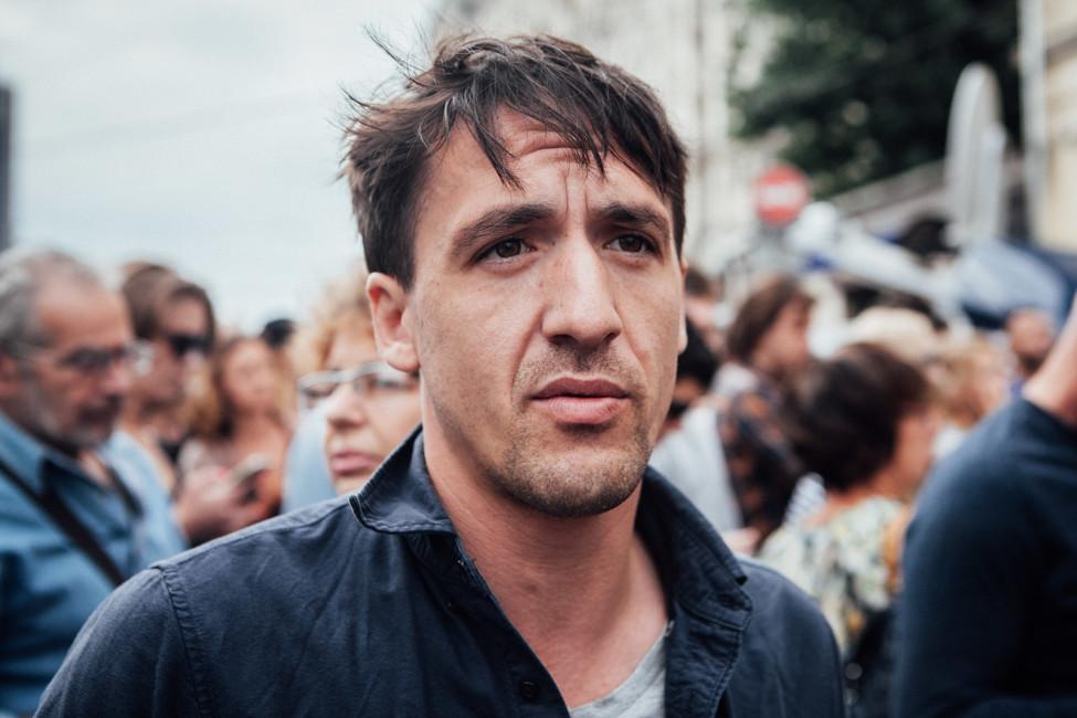 Актер Артур Смольянинов