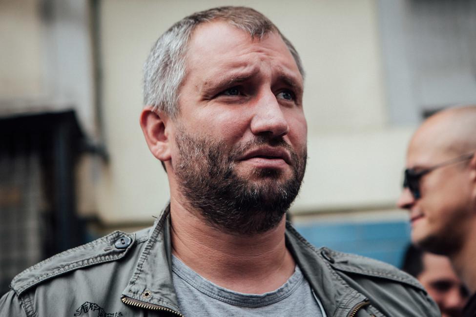 Режиссер Юрий Быков