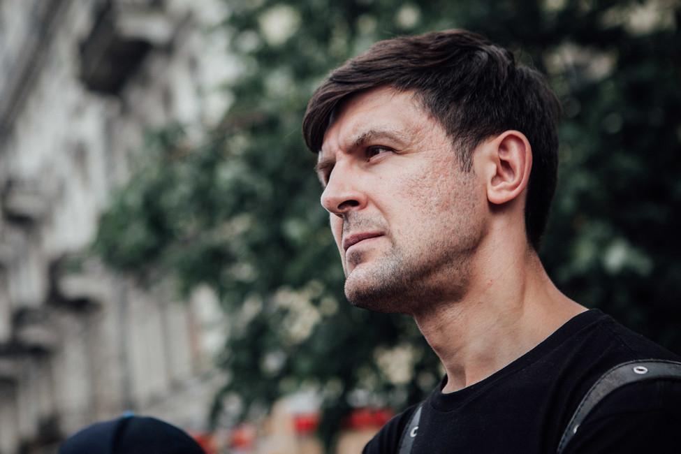 Актер Сергей Епишев