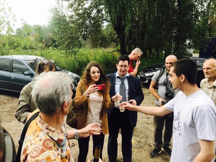 Осужденный по«болотному делу» Иван Непомнящих вышел насвободу