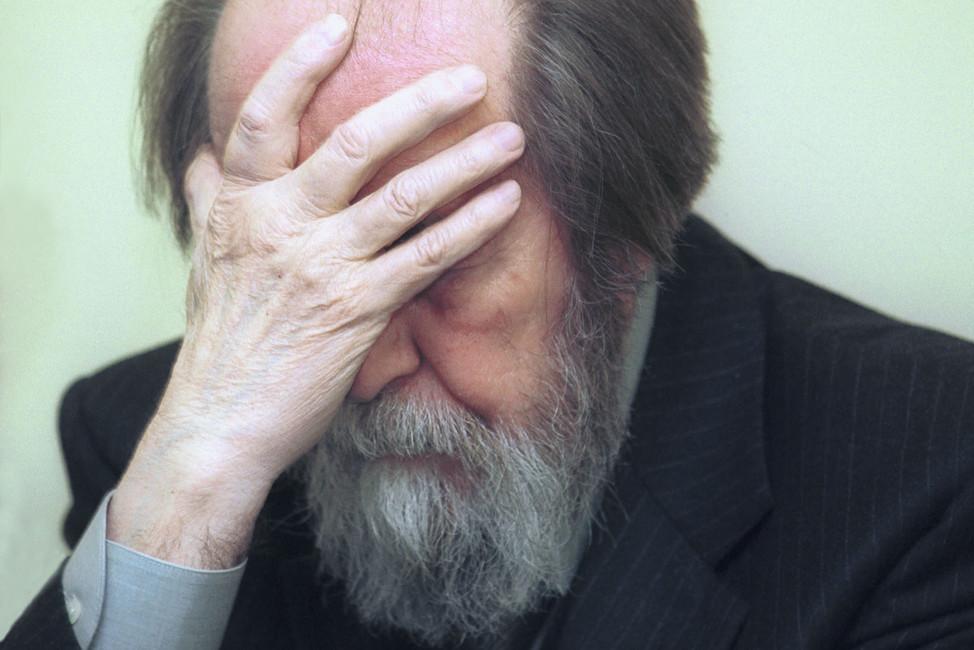 Ростовчане высказались против установки вгороде памятника Солженицыну