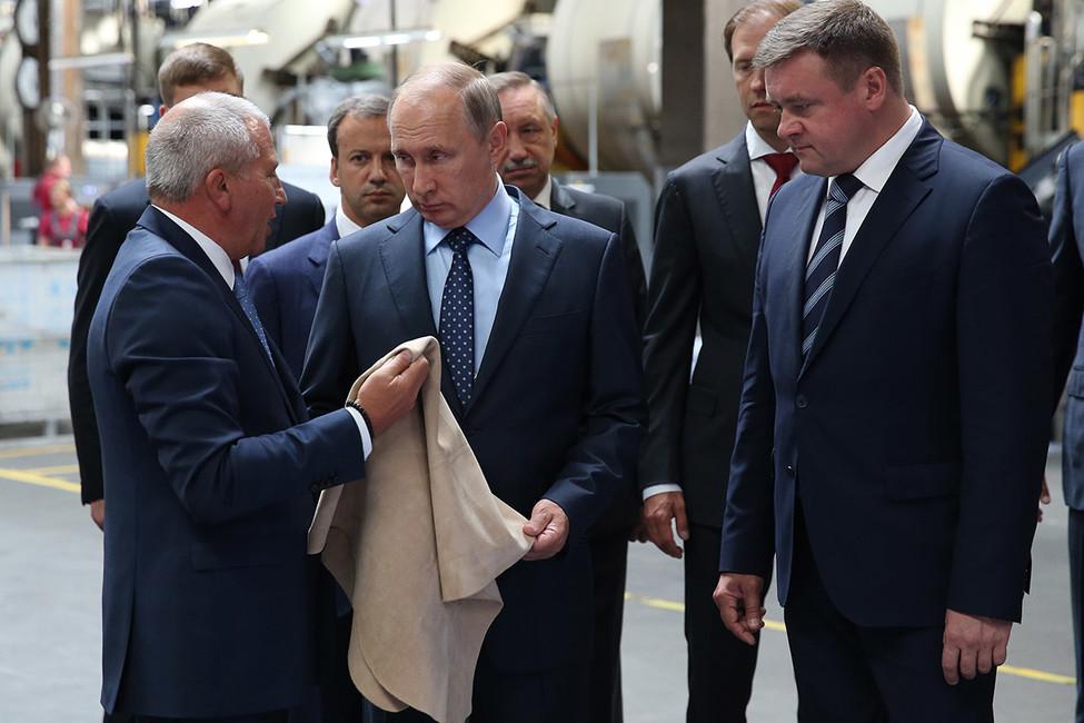Приезд Путина вРязань: тайны, насмешки, задержание дальнобойщика