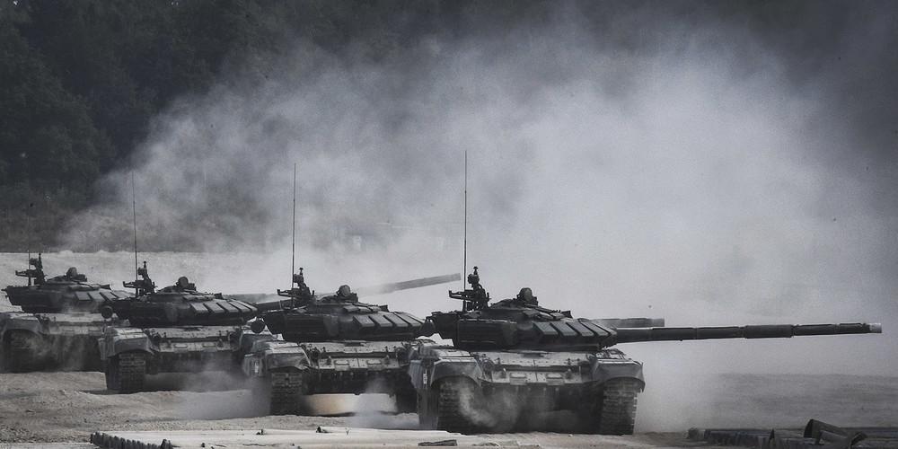 Российская армия покупает новые танки— правда, не«Армату»