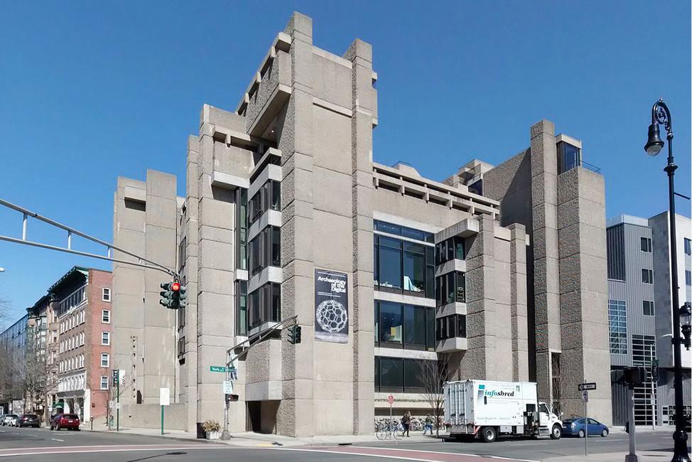 Корпус искусств иархитектуры Йельского университета архитектора Пола Рудольфа. Фото: Wikimedia Commons