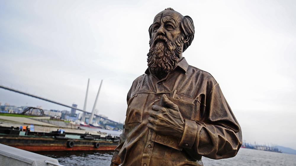 Почему протесты против памятников Солженицыну— это хорошо