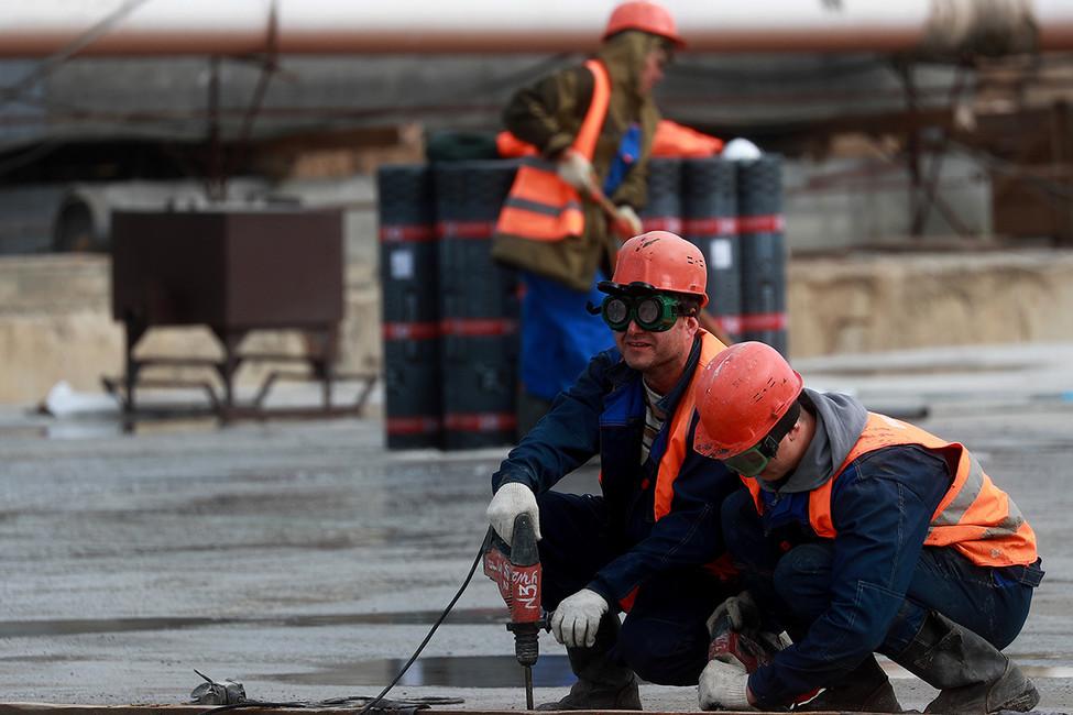 Строители метро вНижнем Новгороде устроили забастовку