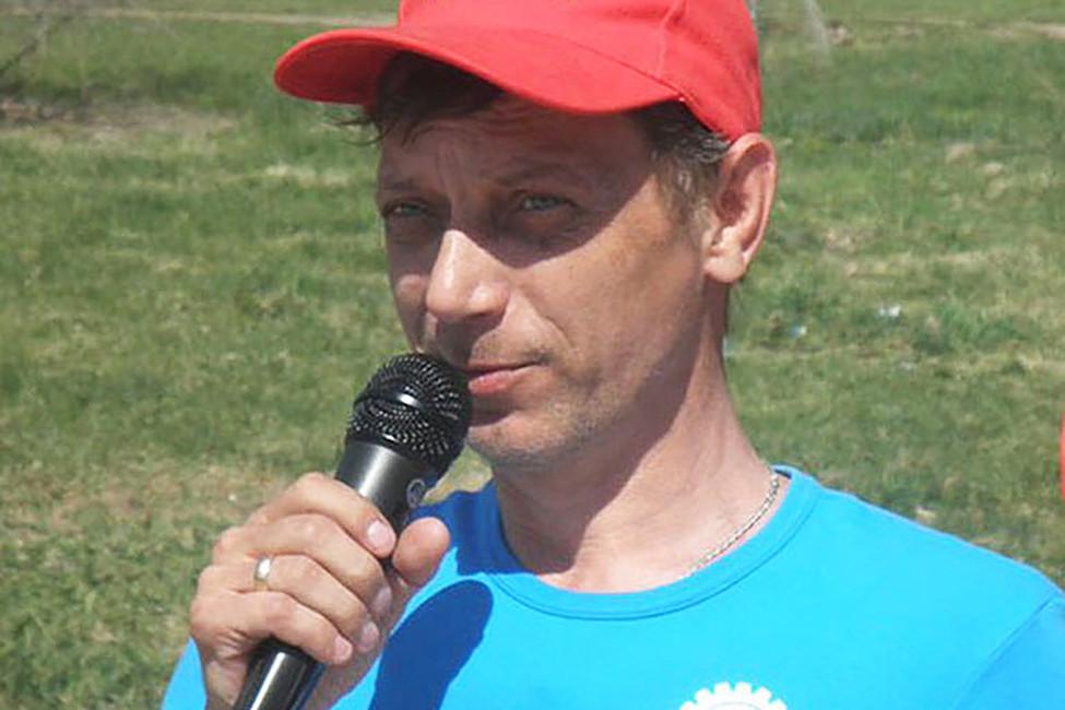 Вячеслав Шепелев. Фото изличного архива