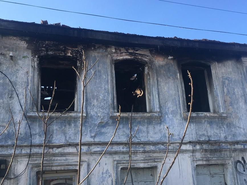Погорельцы изСевастополя иЯлты пожаловались набездействие властей
