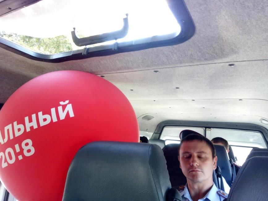 ВПерми задержали троих активистов штаба Навального