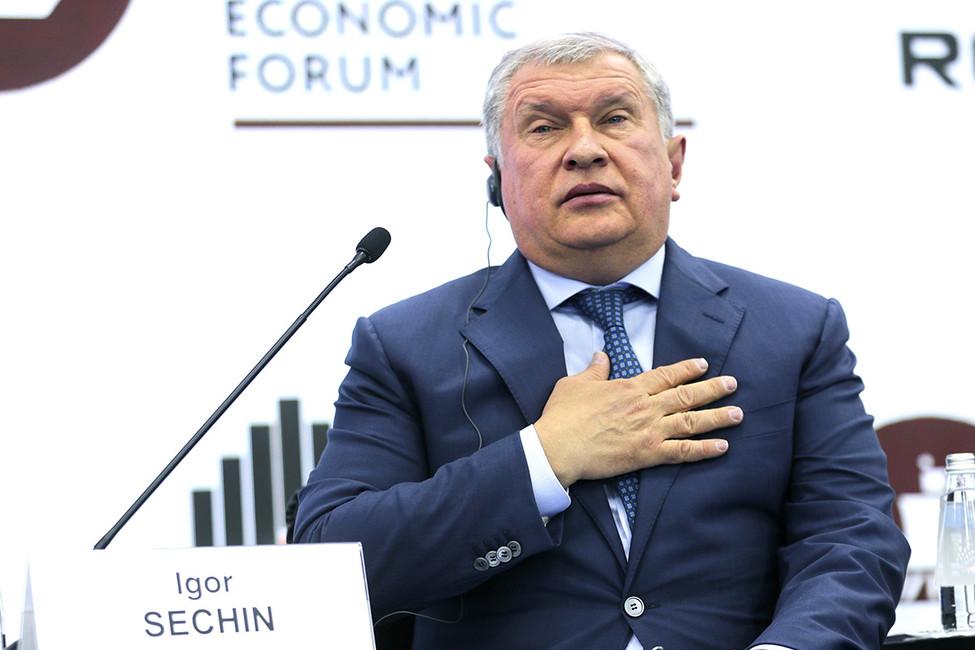 Сечин заявил овиновности Улюкаева