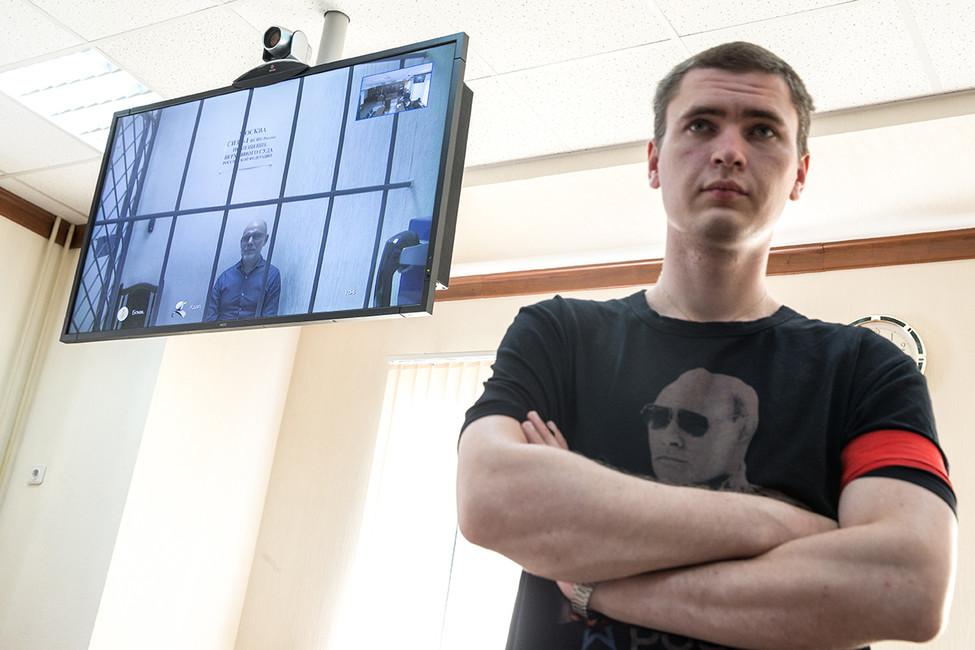 Алексей Малобродский: «Яисхожу изпредположения, что честь, ваша честь, имеет место всуде»