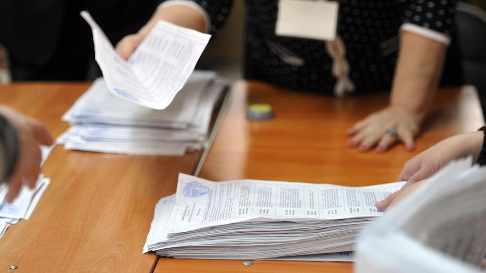 Кандидат вмуниципальные депутаты района Филевский парк рассказала онарушениях вподсчете бюллетеней задень доголосования