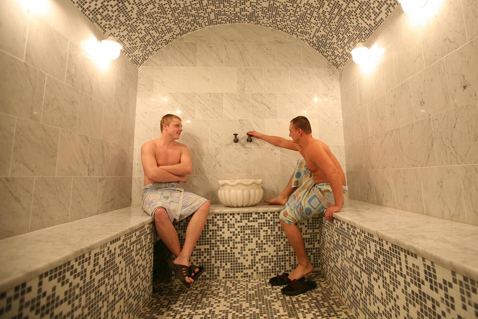 Турецкая баня. Фото: Валерий Шарифулин/ ТАСС