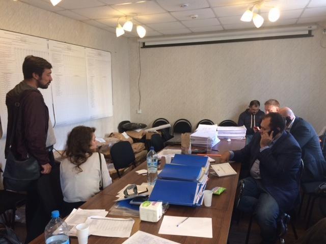 «Мыждали председателя УИК 5часов»: как вИзмайлово пытаются подделать результаты выборов