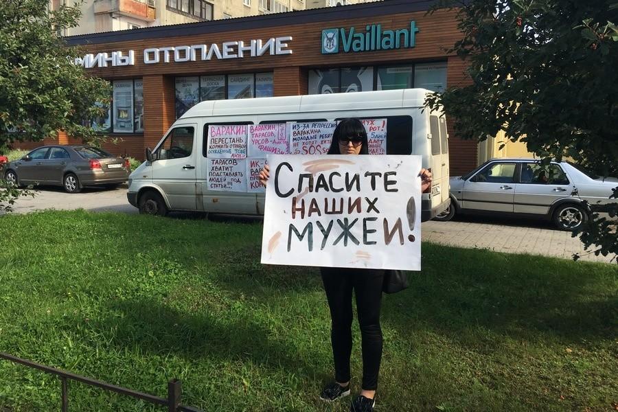 Два заключенных зашили себе рты вкалининградской колонии