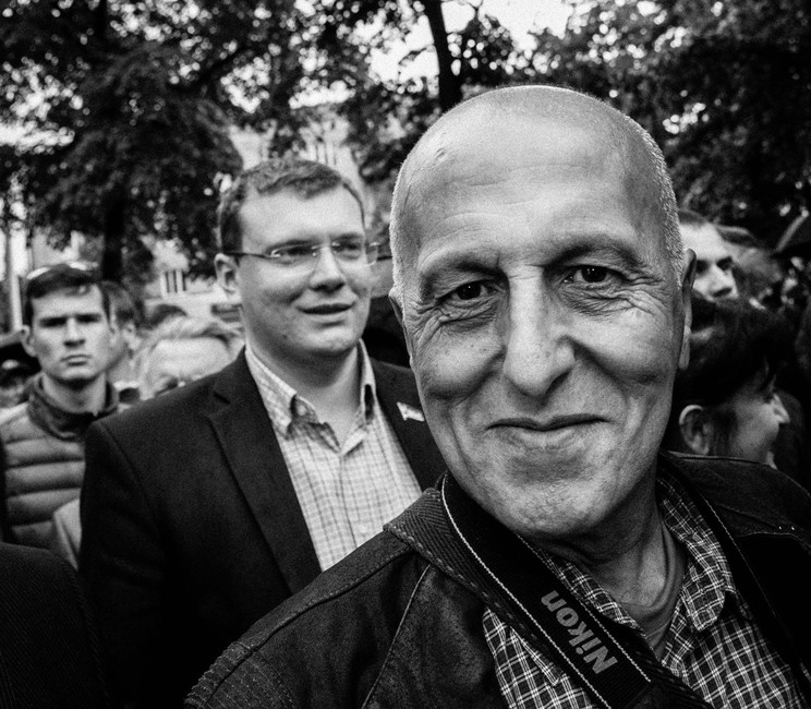 Умер орловский активист Георгий Саркисян
