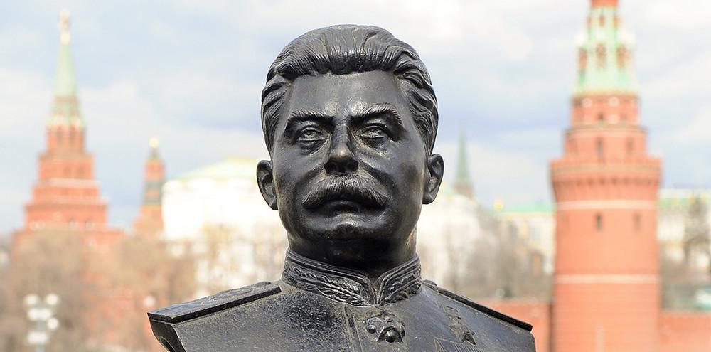 ВМоскве установят бюсты правителей XXвека, включая Сталина