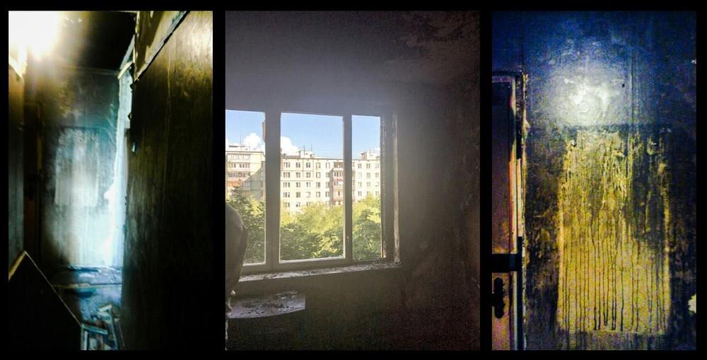 ВМоскве сгорела квартира журналиста РБК Соколова, которого осудили заэкстремизм