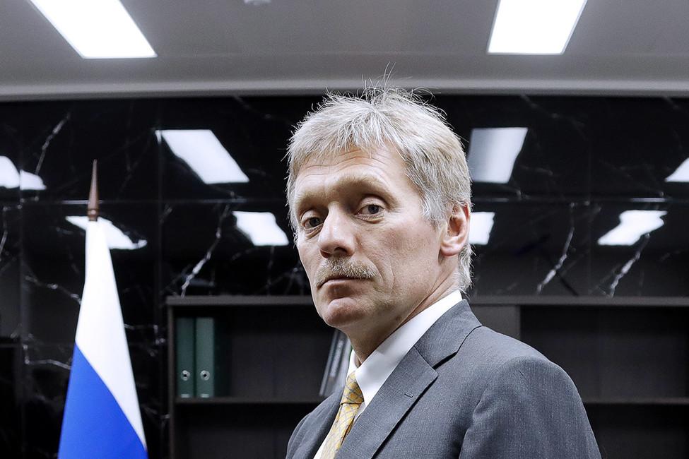 Дмитрий Песков. Фото: Михаил Метцель/ ТАСС