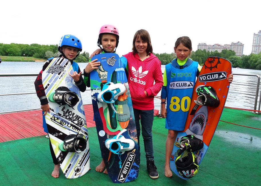 Воднолыжный клуб «Во-клуб» вСтрогино. Фото: vo-klub.ru