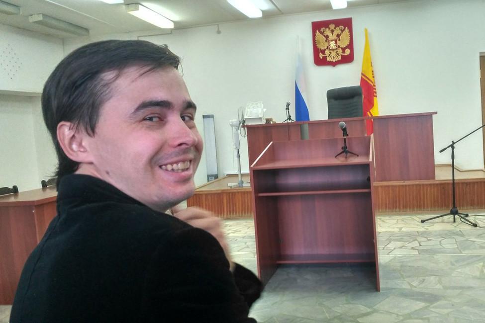 ВЧувашии волонтера штаба Навального приговорили к2годам и3месяцам пообвинению вэкстремизме