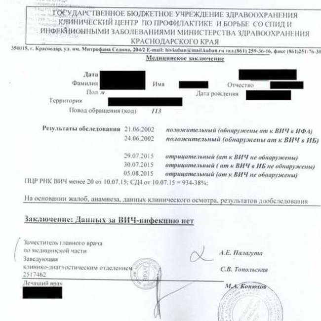 Документ предоставлен Открытой России Артёмом Деревянко