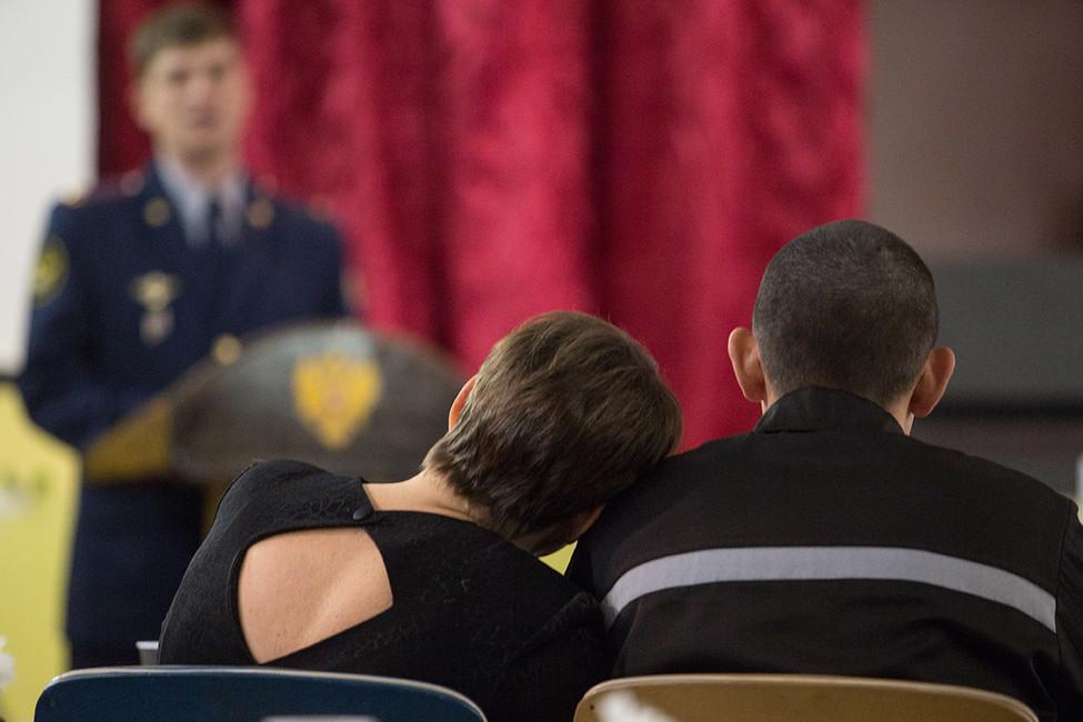 «Русь сидящая» запустила систему информационной поддержки заключенных иихсемей
