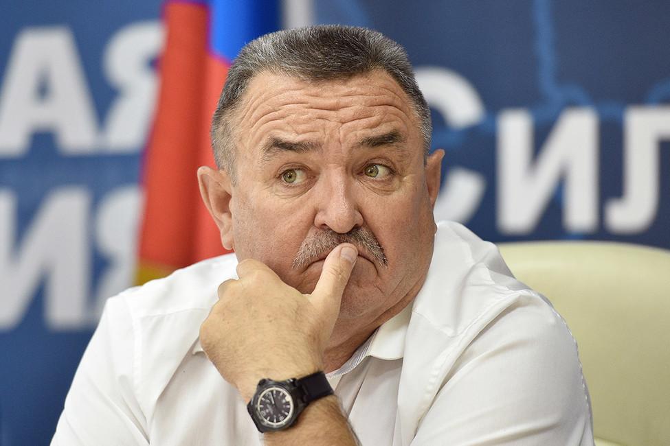Валерий Ильенко. Фото: Петр Кассин/ Коммерсантъ