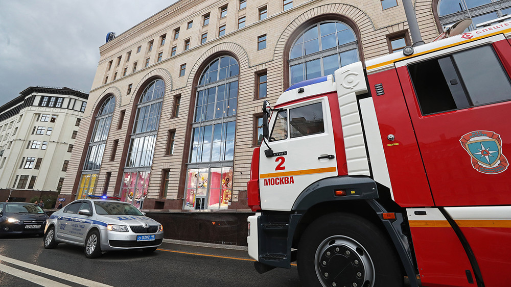 Опубликована статистика помассовым эвакуациям повсей России