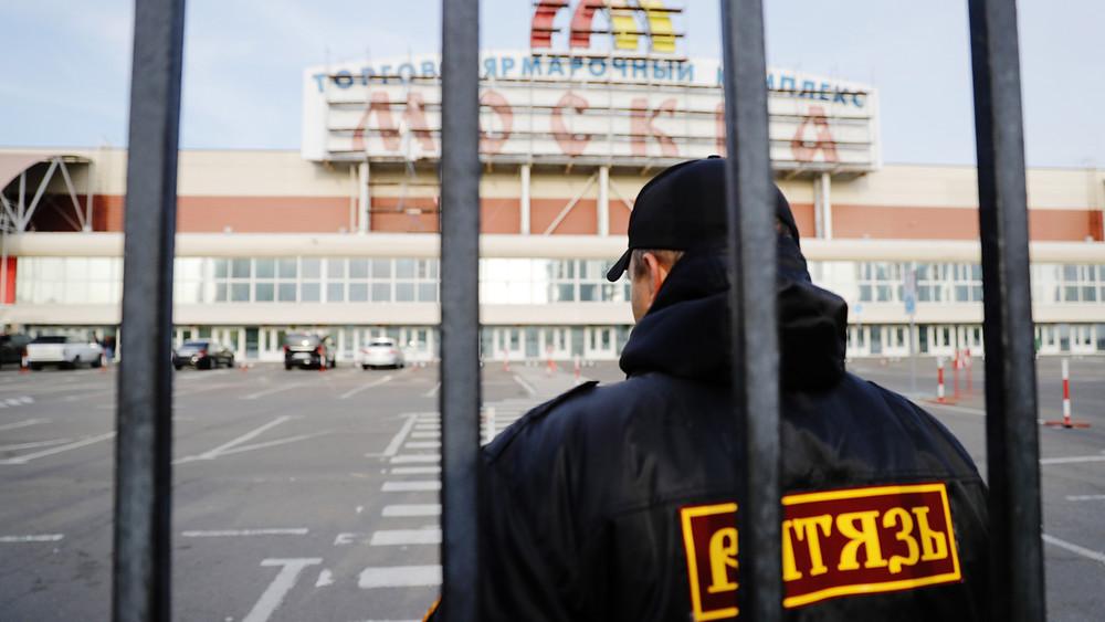 <p>&laquo;Москва&raquo; в&nbsp;страхе. Как живет рынок в&nbsp;Люблино после стычек мигрантов с&nbsp;полицией: репортаж Открытой России</p>