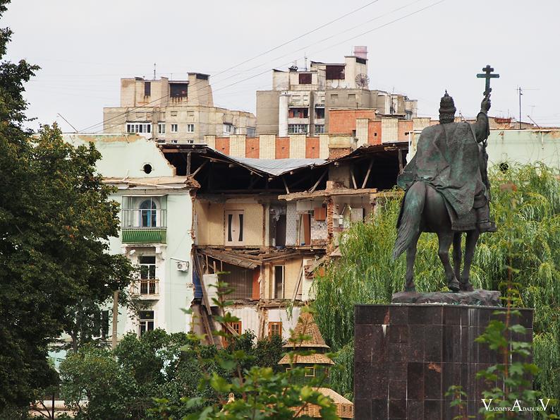 Памятник Ивану Грозному вг. Орле