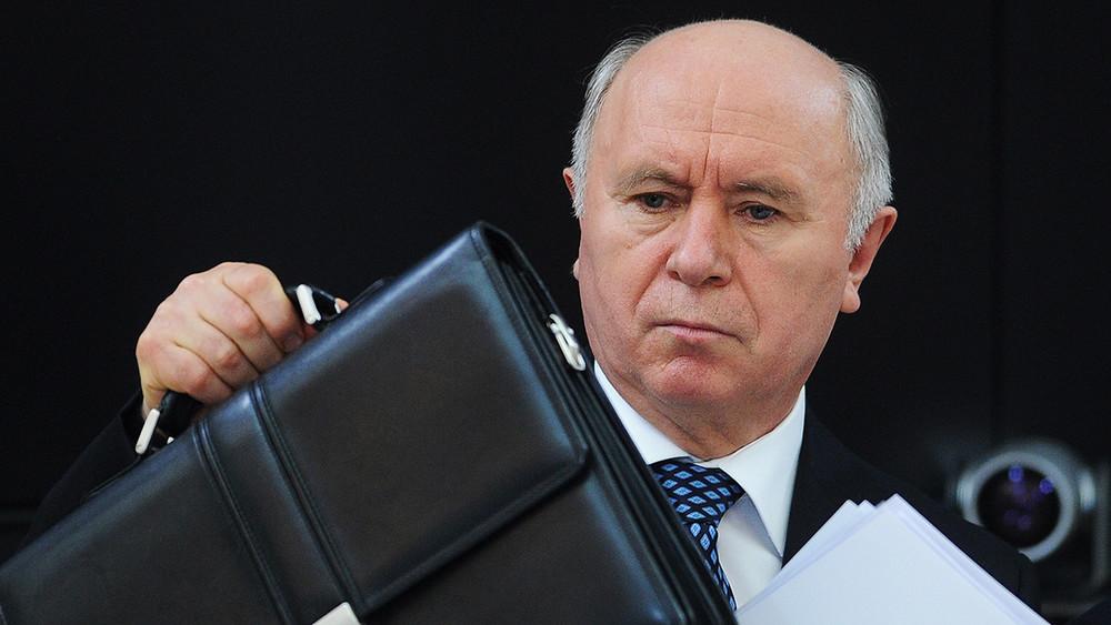 Губернатора Самарской области Меркушкина отправили вотставку