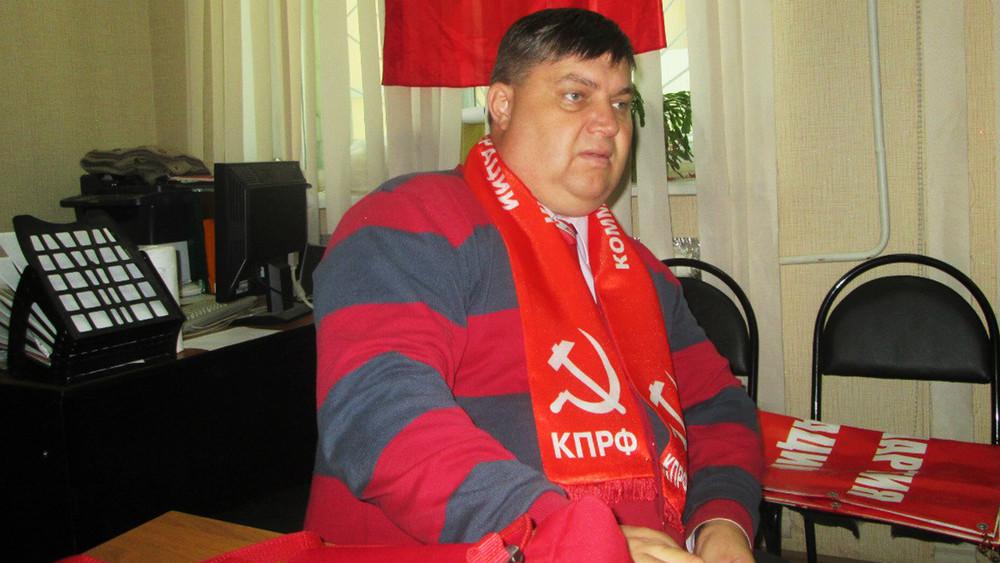 «Надеюсь, слова оженской чести для вас непустой звук»: вСаратове объявивший голодовку коммунист обратился кглаве ЦИК