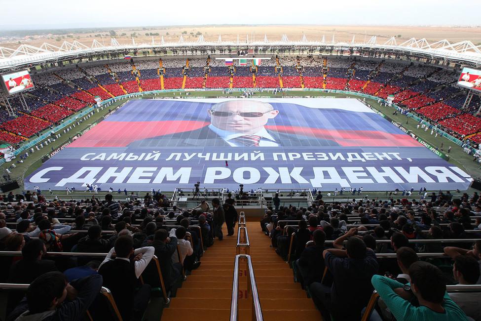 Навальный заявил онамерении провести акцию вСанкт-Петербурге вдень рождения Путина