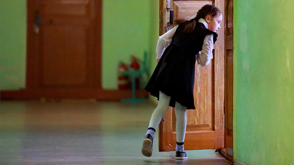 «Тычто, охренела?». Вшколе под Рязанью судимая учительница избила школьника