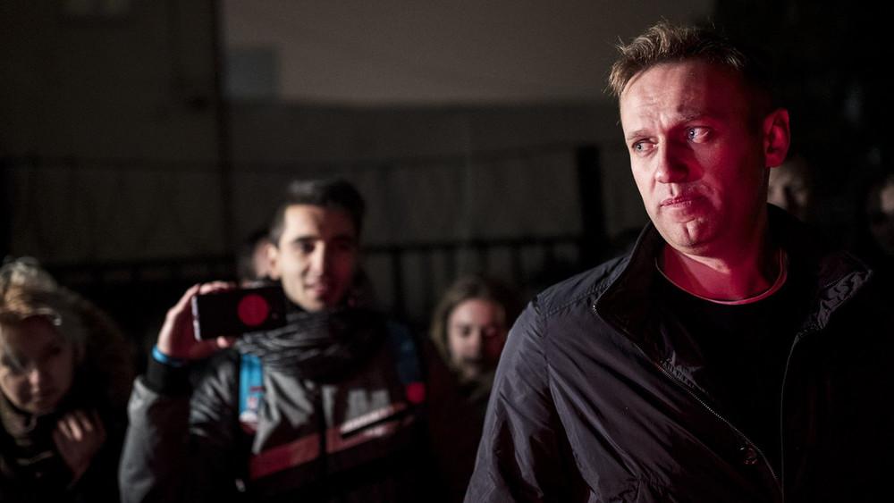 Навального выпустили изОВД «Даниловское»