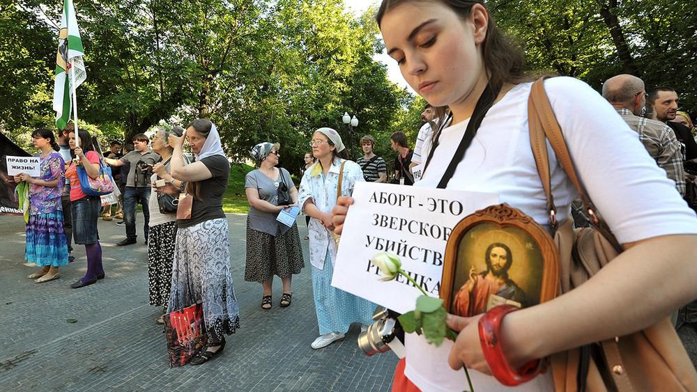 8протестов выходных: против абортов, «Матильды» иживодеров