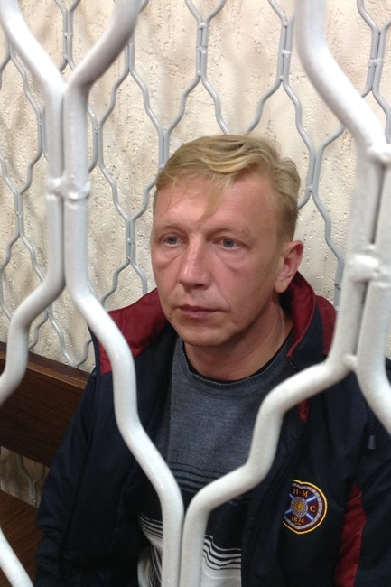 Николай Сенцов. Фото: Александр Гмырин