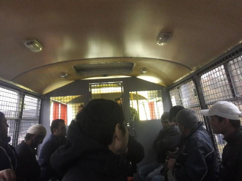 ВМоскве при подаче обращений вправительство задержали метростроителей, которым невыплачивали зарплату