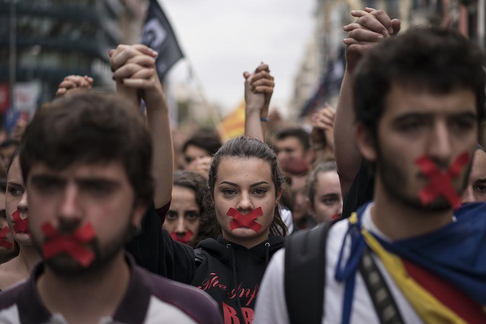 «Открытый мир»: все, что нужно знать особытиях вКаталонии