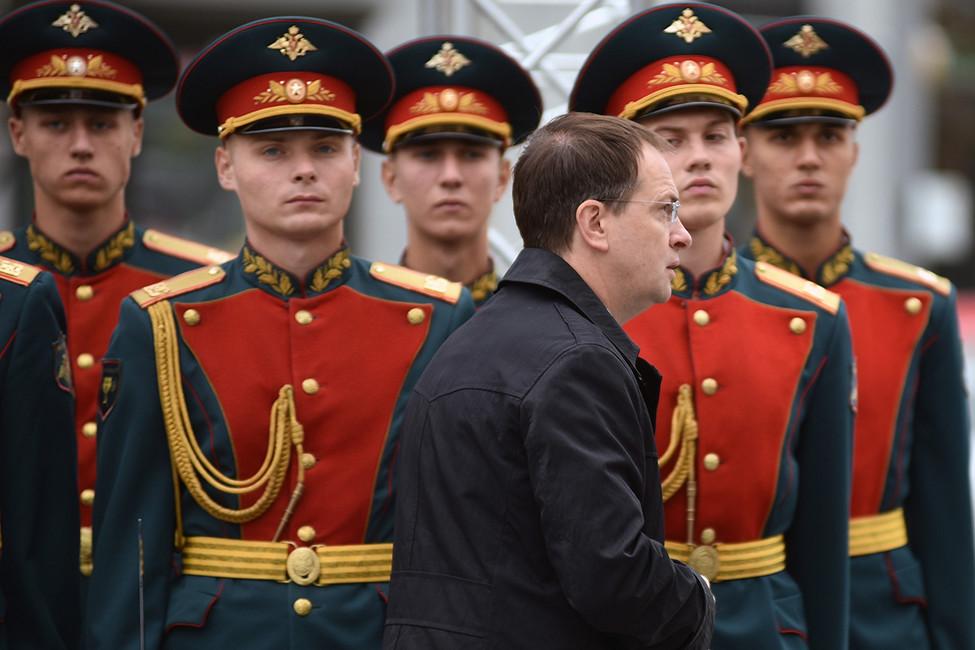 «Мрази конченые» идругие яркие высказывания министра культуры Владимира Мединского