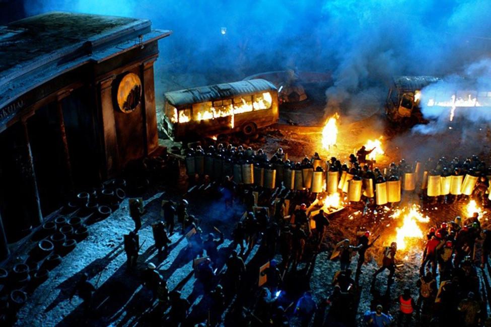 Аналог памятника Калашникову вкино. Как фильм «Крым» возглавил российский кинопрокат