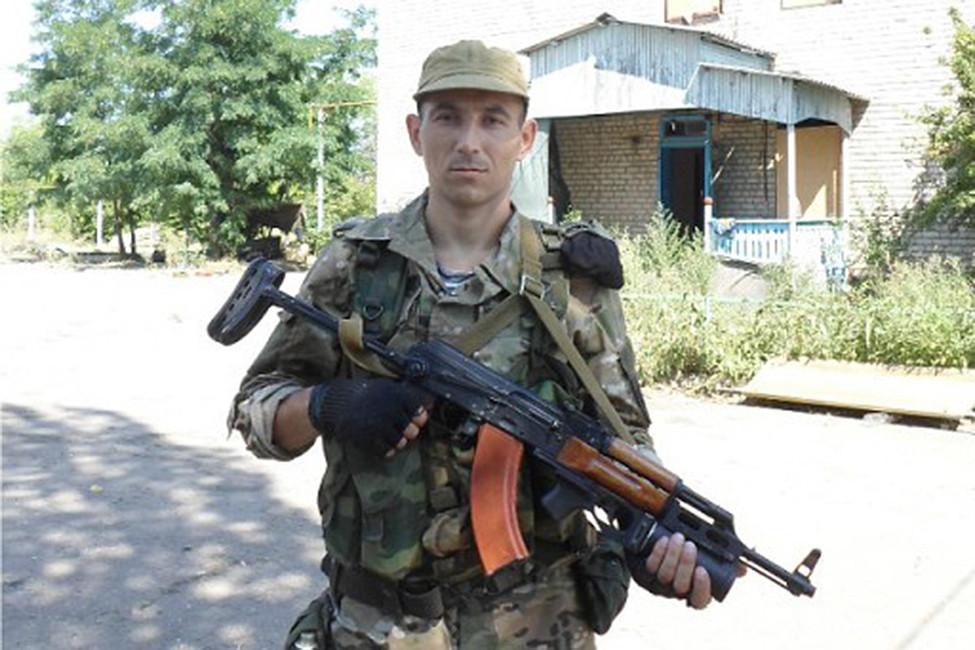 Евгений Вдовенко. Фото: личная страница вОдноклассниках