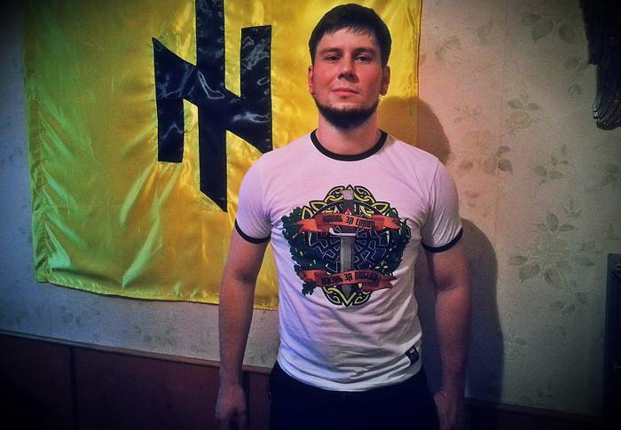Роман Железнов. Фото: личная страница ВКонтакте