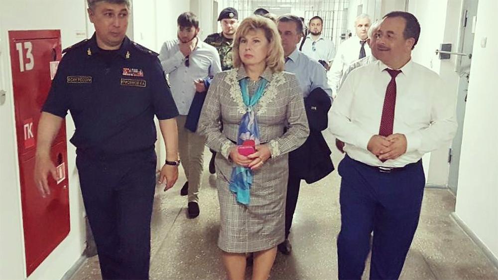 «Мемориал»: Руководство Чечни ввело взаблуждение уполномоченную поправам человека Татьяну Москалькову