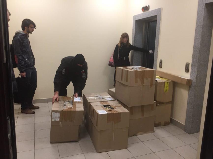 Amnesty International: обыски в«Открытой России»— акция устрашения
