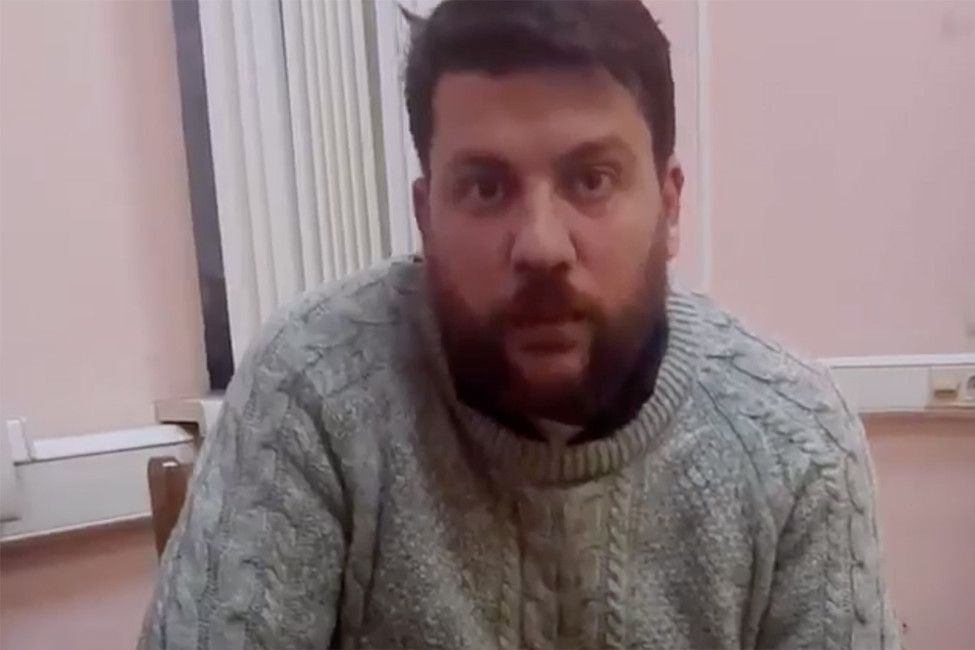 Леонида Волкова арестовали на20суток