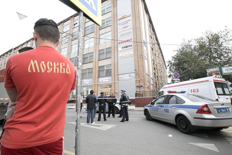 Зачас московским властям поступило 26звонков о«минировании» зданий