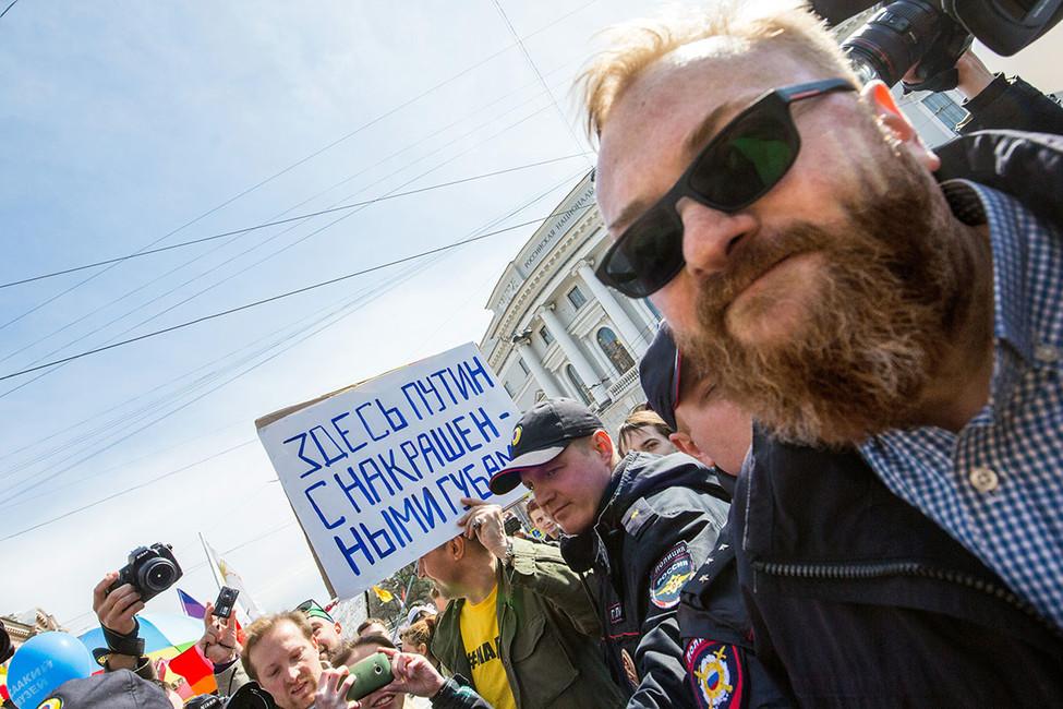 Милонов вновь предлагает законодательно запретить операции посмене пола