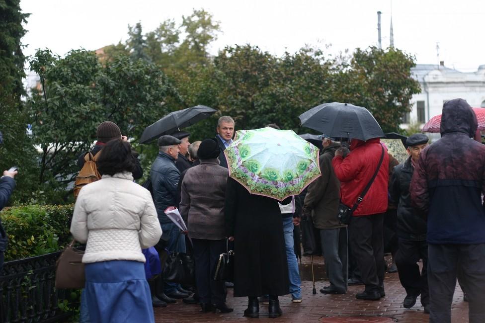 ВУльяновске суд запретил митинг против строительства цементного завода